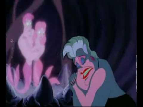 The Little Mermaid - Poor Unfortunate Souls
