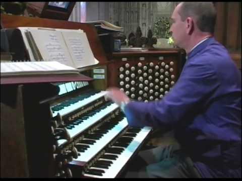 April 8, 2012: Easter Sunday at Washington National Cathedral (11am Service)