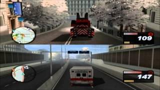 Midtown madness 3 Paris | Original Xbox gameplay with Senomad