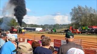 Dalton Simonson Tractor Pull Kendall Wi Hook2