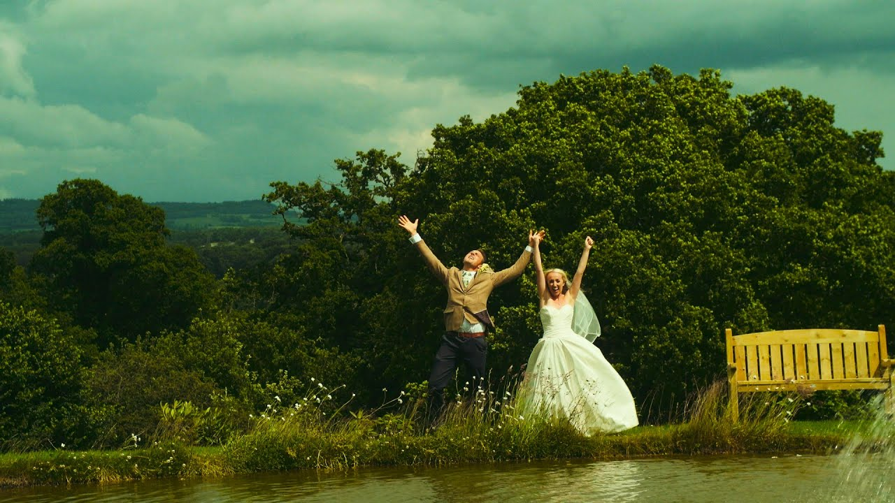 Real Weddings - Upton Barn