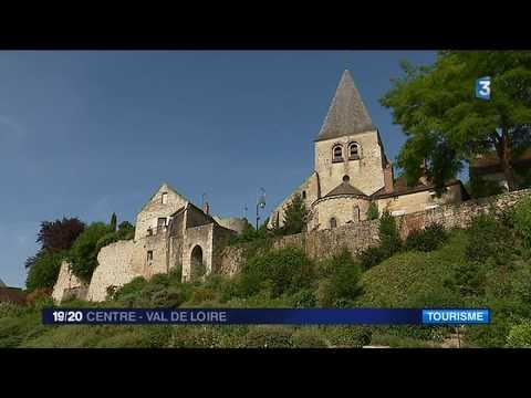 Yèvre-le-Châtel (Loiret), classé parmi les plus beaux villages de France