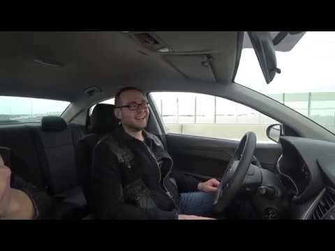 обзор народного автомобиля!хендай солярис 1.4ат NEW