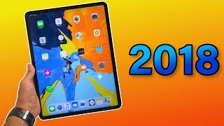 iPad Pro 2018 Review - Can It Replace Your Laptop? | AKTechSpot