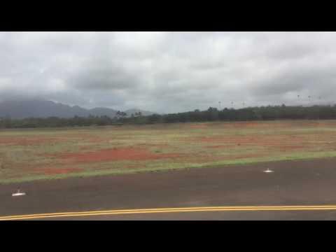 [HD] Hawaiian B717 take off from Lihue (hawaii) LIH/PLIH