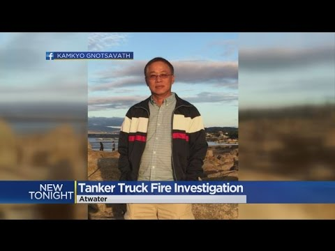 Driver Who Died In Fiery Tanker Truck Crash Had Clean Record