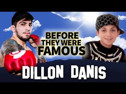 Dillon Danis |  Before They Were Famous | MMA | Biography
