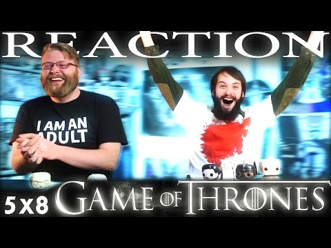 Game Of Thrones 5x8 REACTION!!