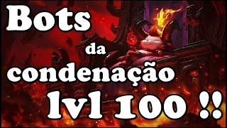 LVL 100 DOOM BOTS + BARREIRA YASUO SCRIPT LVL 100 !!
