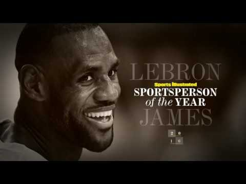 The Q Recognizes LeBron for SI Sports Person of the Year l 12.01.16
