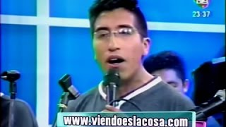 VIDEO: TU RECUERDO DIVINO (en vivo LA WISLLA)