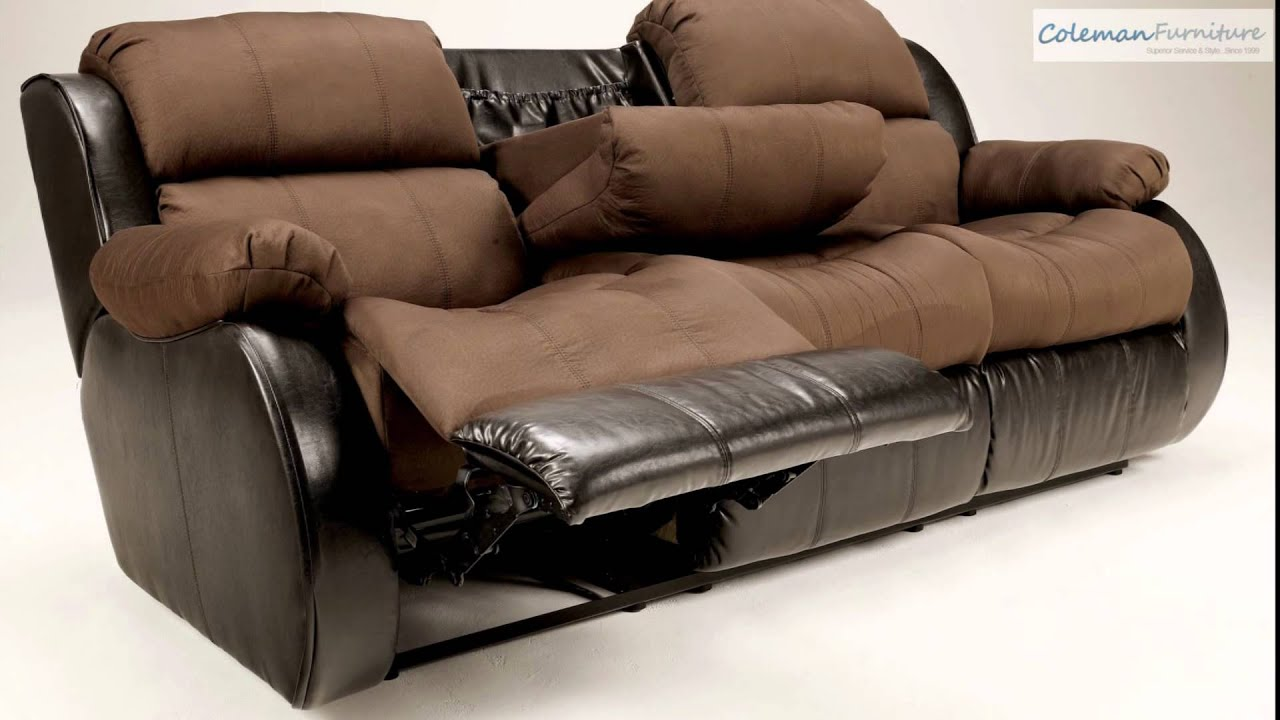 Merveilleux Presley Espresso Living Room Collection From Signature Design By Ashley    YouTube