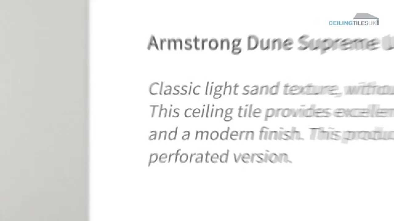 Armstrong dune supreme unperforated suspended ceiling tiles armstrong dune supreme unperforated suspended ceiling tiles ceiling tiles uk dailygadgetfo Gallery