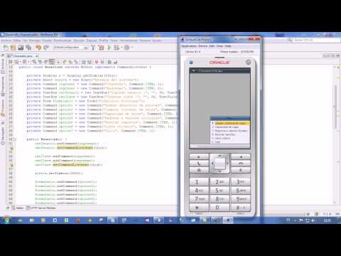 Mi Primer Proyecto en Netbeans 7.2 con JavaME