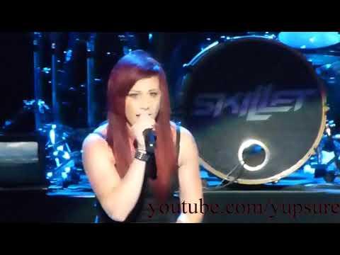 Skillet - Full Show!!! - Live HD (The Mann Center 2013)