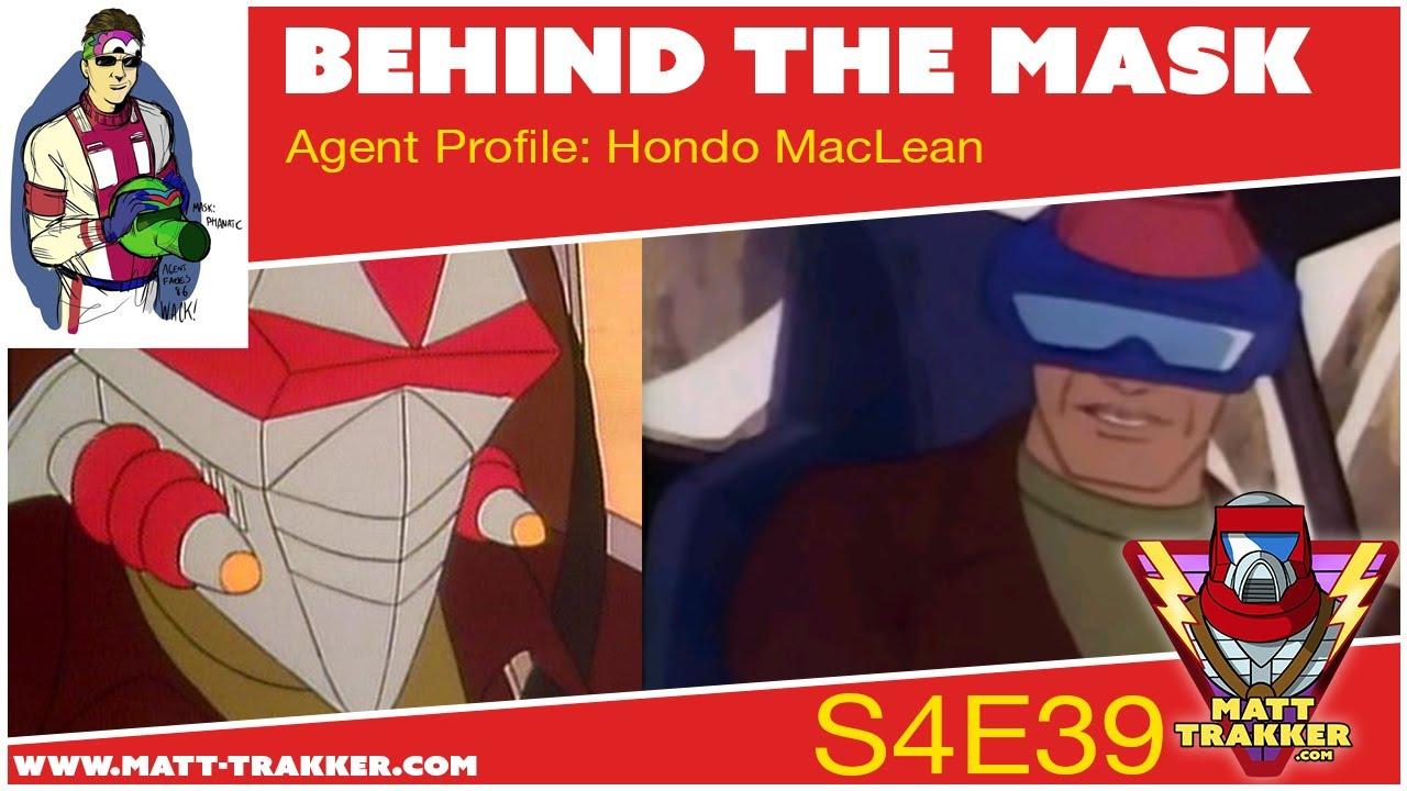 Agent Profile - Hondo MacLean - S4E39