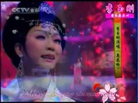 [ Lý Ngọc Cương 李玉刚 ] Táng hoa ngâm - OST Hồng Lâu Mộng 1987 [Vietsub]