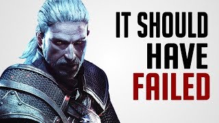 The Witcher 3: The Masterpiece That Should Have Failed