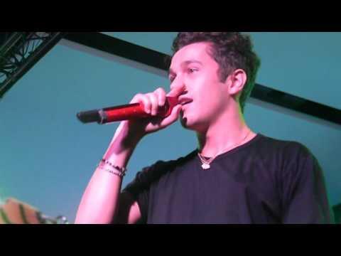 Austin Mahone-All I Ever Need live
