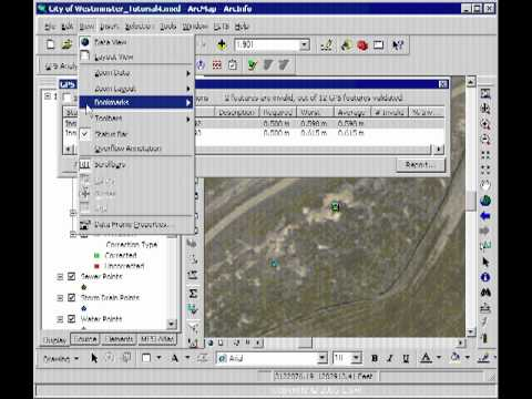 Introduction to Trimble GPS Analyst Extension for ArcGIS Software
