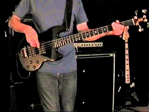 Rush Grand Designs Wal Mk 1 Moog Taurus Pedals Youtube