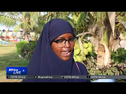 Locals hope to re-brand Somalia's image though picture displays