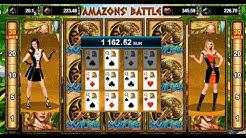 Amazons battle jackpot cards + 30 euro bonus