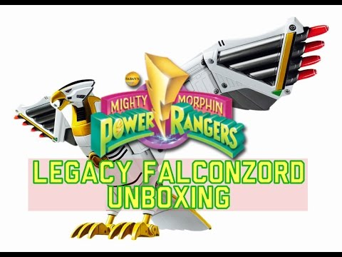 Legacy Falconzord Unboxing - A1 Toys