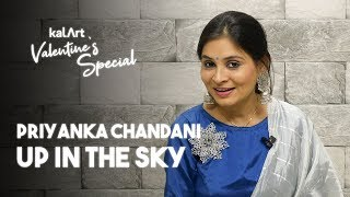 Up In The Sky Priyanka Chandani KalArt Hindi Story
