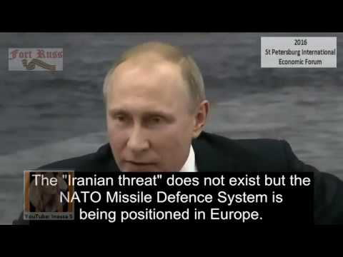 Putin Message To Obama