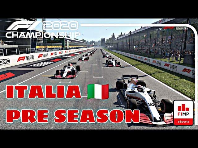 F1 2020 FMP Pre-Season - F1MP #1 Monza