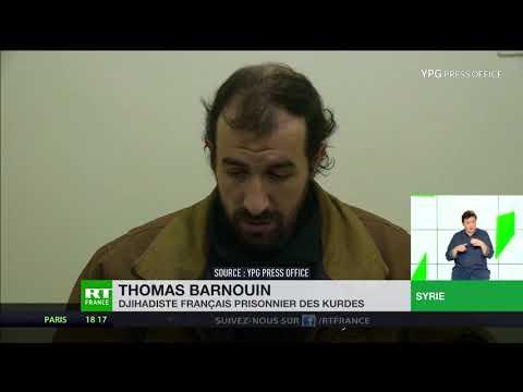 Confession d'un djihadiste français : Thomas Barnouin