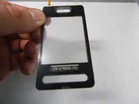 Сенсорный экран для Samsung D980
