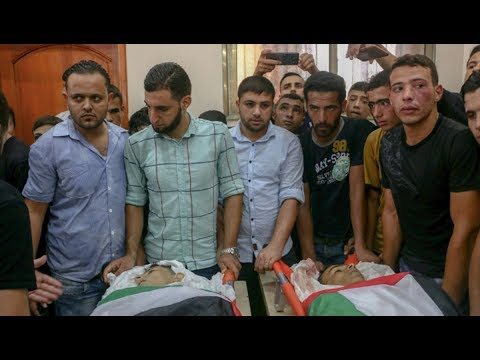 """Inhuman"": Israeli Bombing Kills 2 More Children in Besieged Gaza"