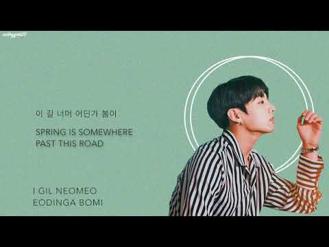 BTS Jungkook - 'Breath (숨)' (Cover) [Han Rom Eng lyrics]