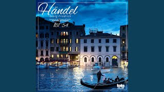 Handel: Partita In G Major HWV 450 - III. Courante