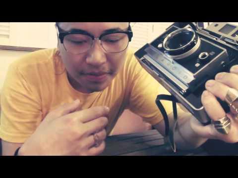 The Mijonju Show - Polaroid 185 Classic Edwin Land