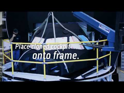 How its made: TRU Simulation and Training Simulators