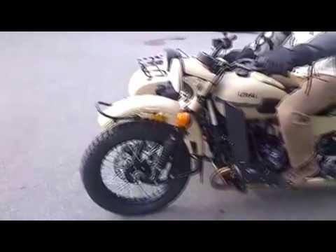 НА УРАЛЕ ПО НЬЮ ЙОРКУ Мнение американцев о нашем мотоцикле