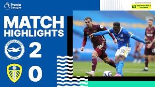 Брайтон энд Хоув Альбион  2-0  Лидс Юнайтед видео