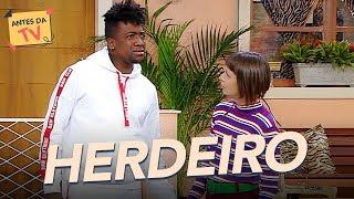 Violeta está de olho no HERDEIRO Sinclair | A Vila | Nova Temporada | Humor Multishow