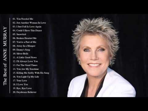 Anne Murray : Greatest Hits - The Best Album of Anne Murray