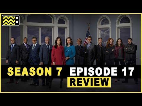 Scandal Season 7 Episode 17  w Tony Goldwyn Fitz  AfterBuzz TV