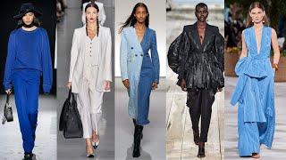 Модные тренды сезона весна-лето 2020/Самые модные фасоны и силуэты