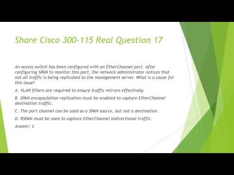 Passed Cisco 300-115 Exam with 912, share Cisco 300-115 Real Questions