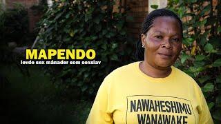 Mapendo berättar om tiden som sexslav - ButiksTV SH