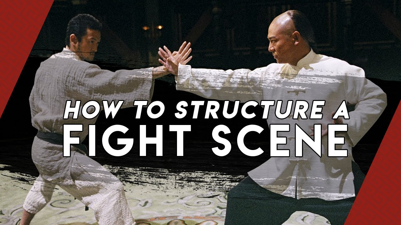How to Structure a Fight Scene | Video Essay