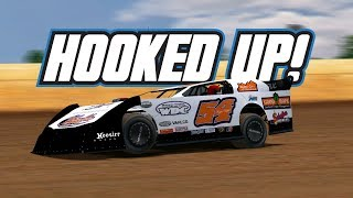 rFactor: Hooked Up! (Super Late Model @ Smoky Mountain)