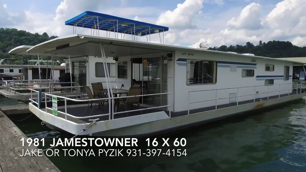 Houseboat for Sale Houseboats Buy Terry