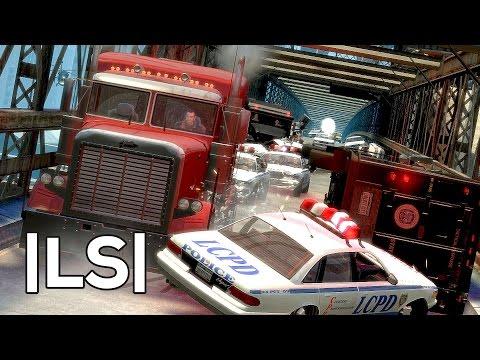 Grand Theft Auto IV │LS│ Městské Běsnění
